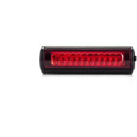 Cube ACID Outdoor HPA Luz Seguridad LED Rojo, black kein StVZO